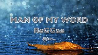 Collin Raye: MAN OF MY WORD ReGGae ReMiX_Dj Williams TMarenaua Studio - Kiribati@tm..