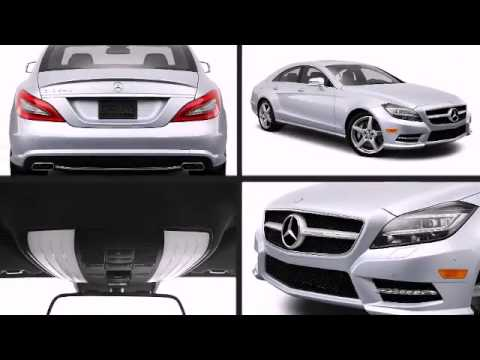 2014 Mercedes Benz CLS Class Video
