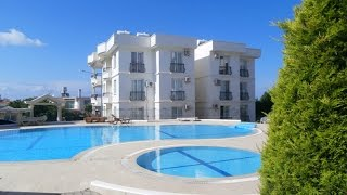 3 BED GROUND FLOOR APARTMENT WITH FULL TITLE DEED, ALSANCAK, KYRENIA  CYPRUS HP1486 KF £64,900