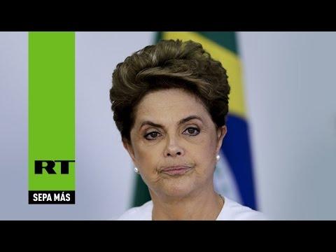 """Dilma Rousseff sobre la votación del 'impeachment': """"Me siento indignada"""""""