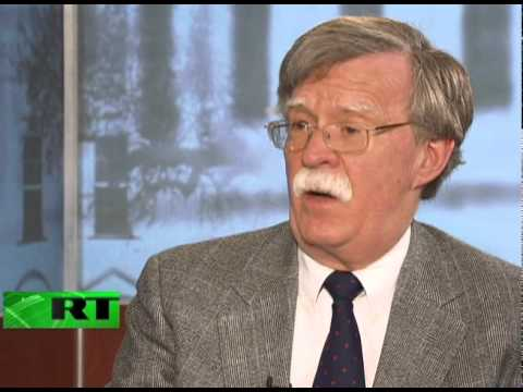 John Bolton Uncensored: the next US President?