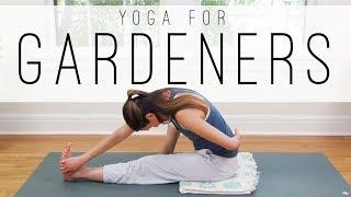 Yoga For Gardeners     Yoga With Adriene
