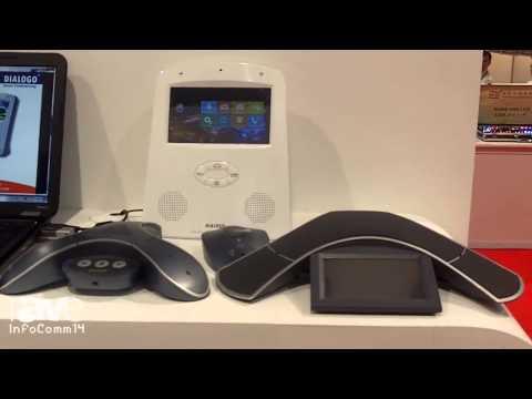 InfoComm 2014: Xavtel Explains the Dialogo 200 Speaker Phone