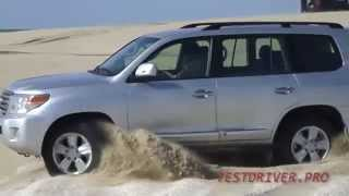 "Toyota Land Cruiser 200 ""Test Driver"""