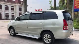 Toyota innova G xịn cực đẹp . Giá rẻ chưa đến 300 triệu . Chi tiết lh 0334895555