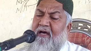Haji imdadullah Phulpoto new best naat  at village Abdullah khoso near tangwani disst kashmore