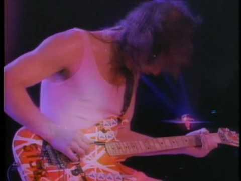 Eddie Van Halen Solo