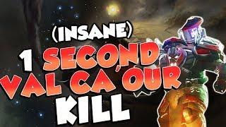 Under 1 Second Val Ca'our Kill! Spire of Stars [Destiny 2]