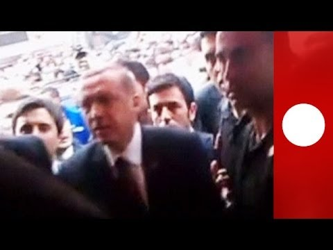 'PM, Resign!' Angry crowd boos Erdogan amid fury over Turkey mine blast