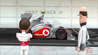 Tooned: McLaren animation, Episodio 1