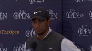 Les meilleurs coups et la réaction de Tiger Woods après ce 3ème tour !