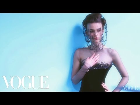 Keira Knightley's October 2012 Vogue Cover Shoot - Vogue Diaries