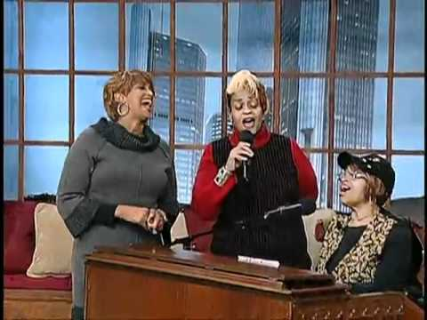 (The Clark Sisters) Singing Oldies pt.2