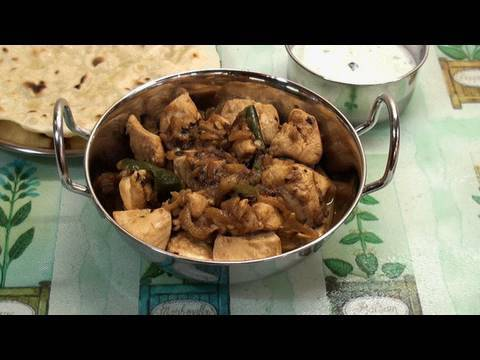 Khara Masala Balti Chicken (HD)