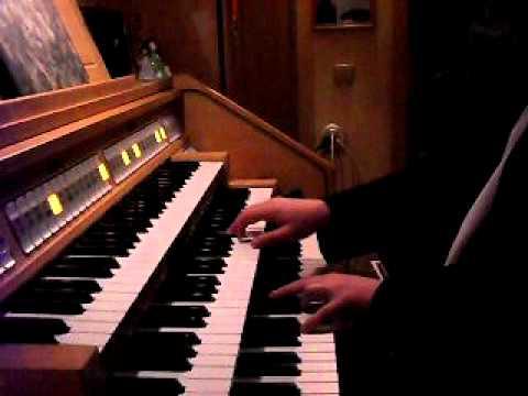 Gabriel`s Oboe - Ennio Morricone (transkrypcja A. Popławski)