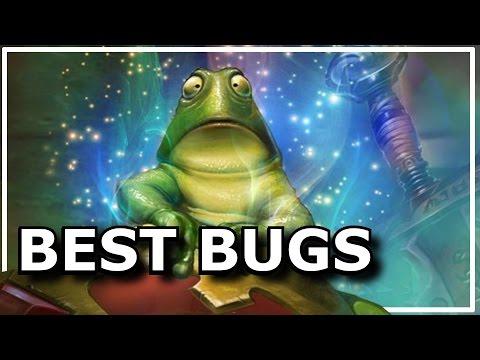 Hearthstone - Best Bugs