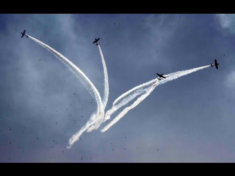 Live : Air Show   Gujarat Aero conclave-2015   Air Show 2015 At Ahmedabad   Part 6
