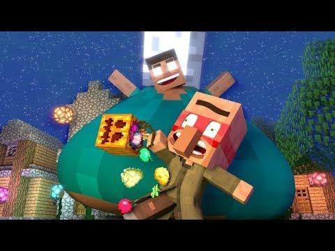 Herobrine life - Minecraft Top 5 Life Animations