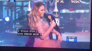 Mariah Carey epic Live TV Fail NYC 2017 New Years Eve