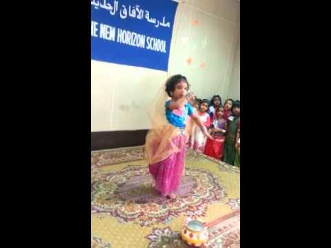 Mayya Yasodha Ye Tera Kanhaiyya - Bhoomika's First Performance At Jr.kg video