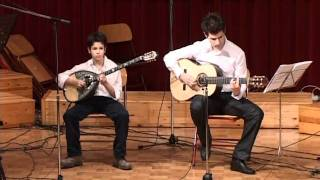 Great Bouzouki play by the Kid