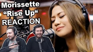 "Singers Reaction/Review to ""Morissette Amon - Rise Up"""