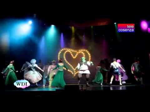 Cosenza: al teatro Rendano arriva il musical Shrek