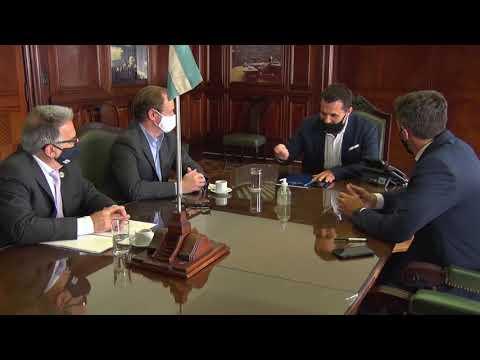 Bordet gestiona más recursos de Salto Grande para obras