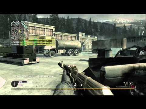MW1 FFA A Bullet never Lies