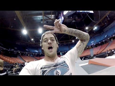 GoPro: Ryan Sheckler's Chicago Course Preview - Street League Skateboarding