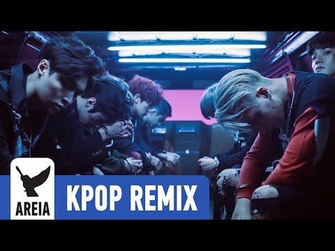 EXO Monster (Areia Kpop Remix) music videos 2016