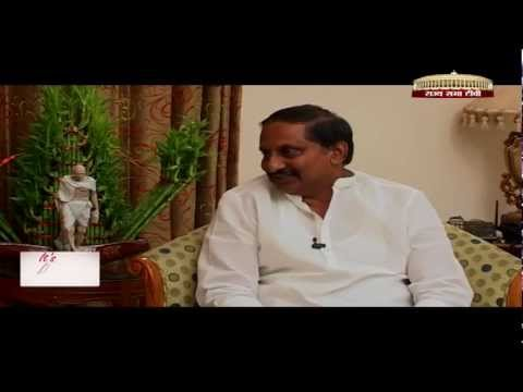 Andhra Pradesh Chief Minister N. Kiran Kumar Reddy in It's My Life