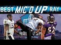 Ray Lewis Best Micd Up Moments | Sound FX | NFL Films