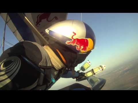 Hang Gliding World Record Distance flight
