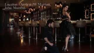 Making of Varun Dhawan and Shraddha Kapoor cover shoot
