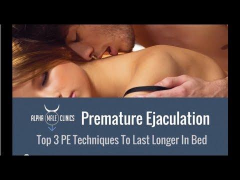 Best Premature Ejaculation Treatments To Last Longer In Bed Australia