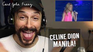 Vocal Coach Reaction Celine Dion Live In Manila