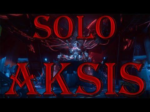 DESTINY | Solo Aksis