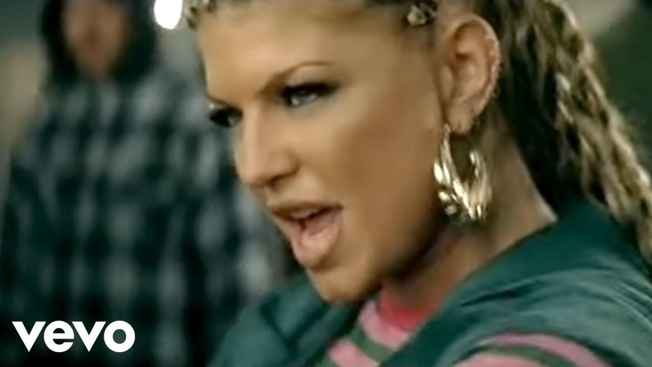 Original Black Eyed Peas The Black Eyed Peas Pump it