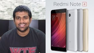Xiaomi Redmi Note 4 - 8 Things to Know!