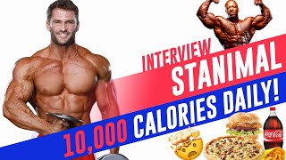 Stanimal De Longeaux Opens up on Shawn Rhoden Friendship & Case + His CRAZY Cheat Meal Diet Plan!