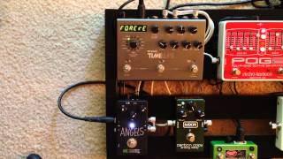how to run your pedalboard in stereo