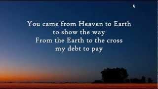 Lord I lift Your name on high - Instrumental with lyrics