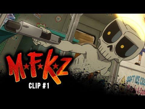 """MFKZ - Clip #1 """"Ice Cream Truck Chase"""""""