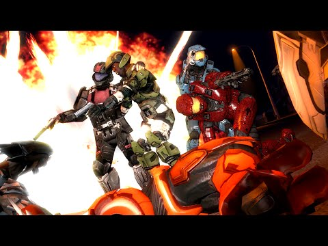 The Derp Crew Zombie Defense Force! (Halo 3 Custom Match - The Derp Crew)