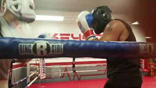 Boxing Sparring Session 3/3