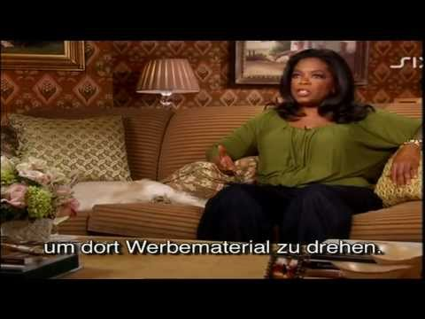 Oprah remembers Michael Jackson Part- 1/3 -Mit Deutschem Untertitel
