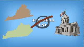 American History 101 Balancing State And Federal Power Vook