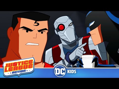 Justice League Action | Good Cop, Bat Cop | Episode 4