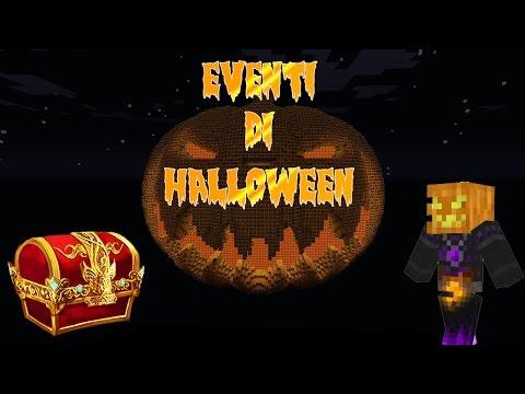 Minecraft - Doppio Evento di Halloween sui Server WGF! [ Grandi Premi ]